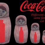 Russian doll Cola bottles