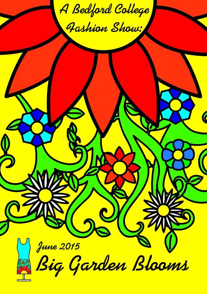 Big Garden Blooms poster